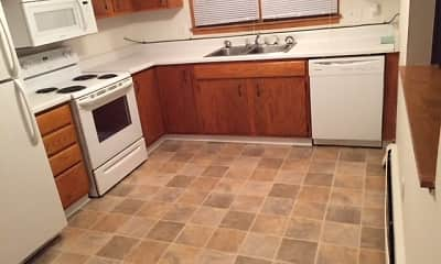 Kitchen, Shoreline Place Apartments, 1