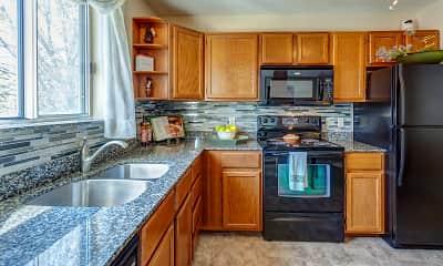 Kitchen, Berkshire of Burnsville, 1