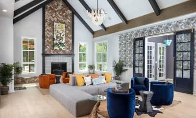 Living Room, Broadstone Ayrsley, 0