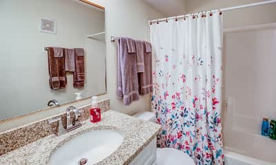 Bathroom, Town Center, 2