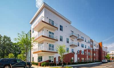 Building, Ellipse Urban Apartments, 1