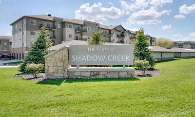 Community Signage, The Flats at Shadow Creek, 2
