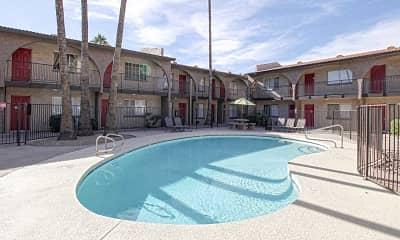 Pool, Sonoran Palms, 2