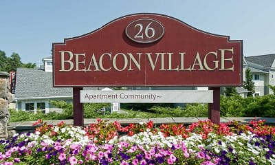Community Signage, The Residences At Beacon Village, 2