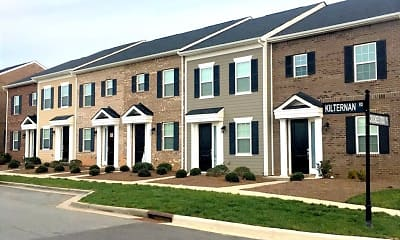 Building, Charleston Row Townhomes at Parkway Crossing, 1