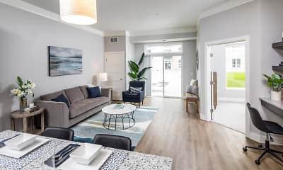 Living Room, Edison at Spirit, 1
