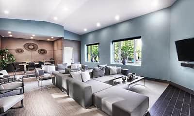 Living Room, ARIUM Morgan Falls, 1