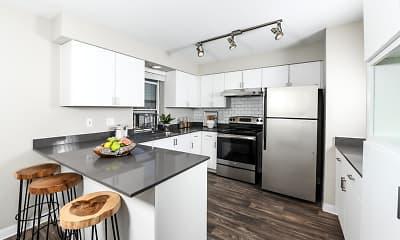 Kitchen, Montclair Terrace, 1