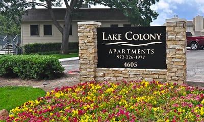 Lake Colony Apartments, 0