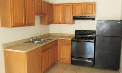 Kitchen, Rancho Valencia Apartments, 0
