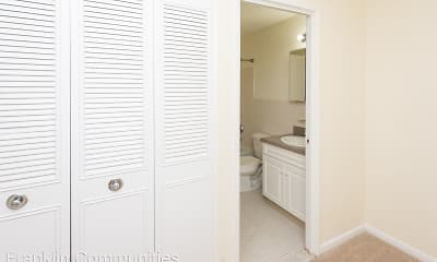 Bathroom, Chestnut Hill North, 1