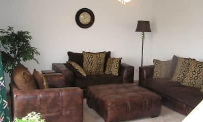 Living Room, Windsor Townhomes, 0