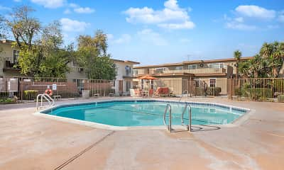 Pool, The Fountains At Palmdale, 2