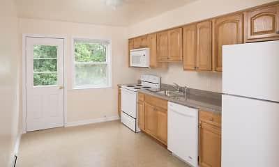 Kitchen, Kentwood Village, 1