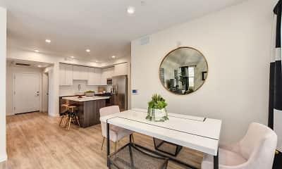 Dining Room, Morgan Ranch Apartment Homes, 1