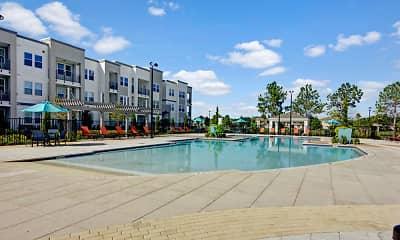 Pool, Linden On The GreeneWay, 1