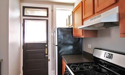 Kitchen, 1151 S. Oak Park Apartments, 0