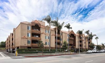 Building, Encino Palms, 2