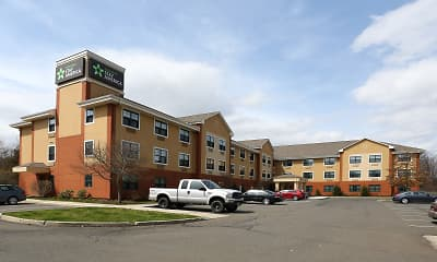 Building, Furnished Studio - Hartford - Meriden, 0