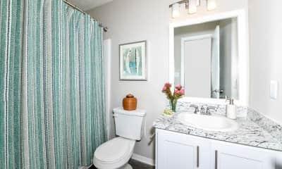 Bathroom, Woodcrest Village, 2
