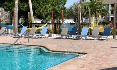 Pool, Grand Oaks At The Lake, 1