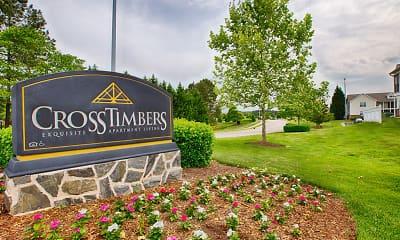 Community Signage, Crosstimbers, 0