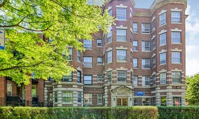 Building, 4701 North Beacon Apartments, 1