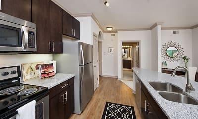 Kitchen, Camden Midtown - ATL, 0