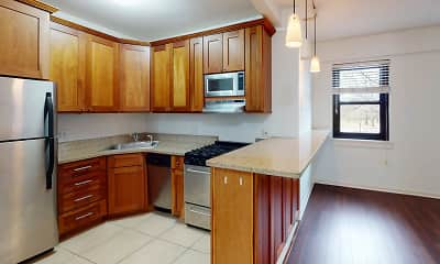 Kitchen, Parc Frontenac, 1
