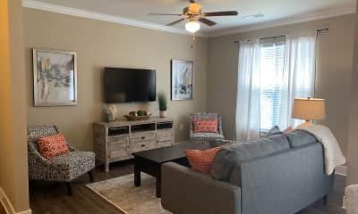 Living Room, Cox Creek at Reagan Crossing, 0