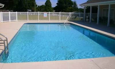 Pool, Arbours at Madison, 1