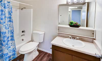 Bathroom, Orangewood Place, 2