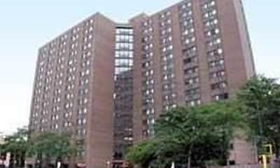 Building, Rivergate Apartments, 1
