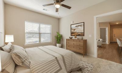 Bedroom, Hawthorne at Bay Forest, 2