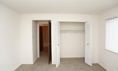 Bedroom, Wellington Village, 1