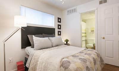 Bedroom, Casa 39, 1