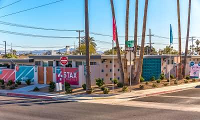 Building, Stax Studios, 0