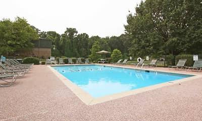 Pool, Regency Square, 0