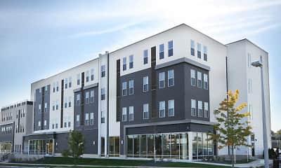 Building, 2500 Rimrock Lofts, 2