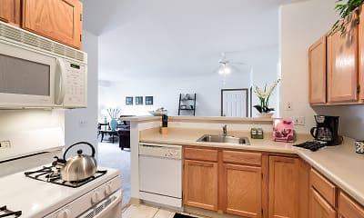 Kitchen, Settler's Landing, 0