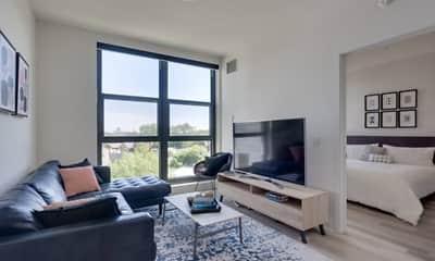 Living Room, L Logan Square, 0