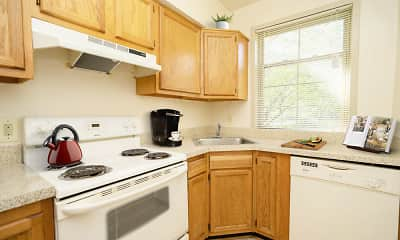 Kitchen, River Hill, 1