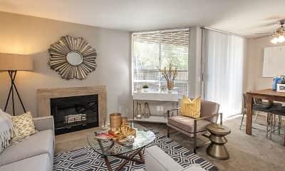 Living Room, Shore Park, 1