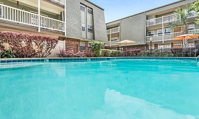 Pool, Flowergate Apartment Homes, 2