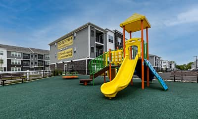 Playground, Camelot at Edison, 2