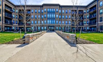 Building, Apartments at the Yard: Kipton, 1