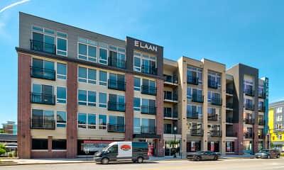 Building, The E'Laan, 0