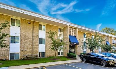 Pool, Hilltop Apartments, 0