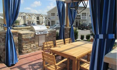 Patio / Deck, The Lodge at Heritage Lakes, 2