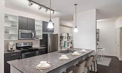 Kitchen, Camden Fairfax Corner, 0